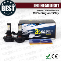 2015 Latest All in one CN360 3S H4 H7 3000lm cree led motorcycle headlight