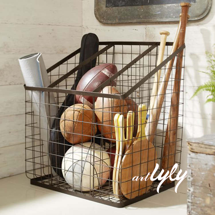 handmade wholesale wire baskets for storage