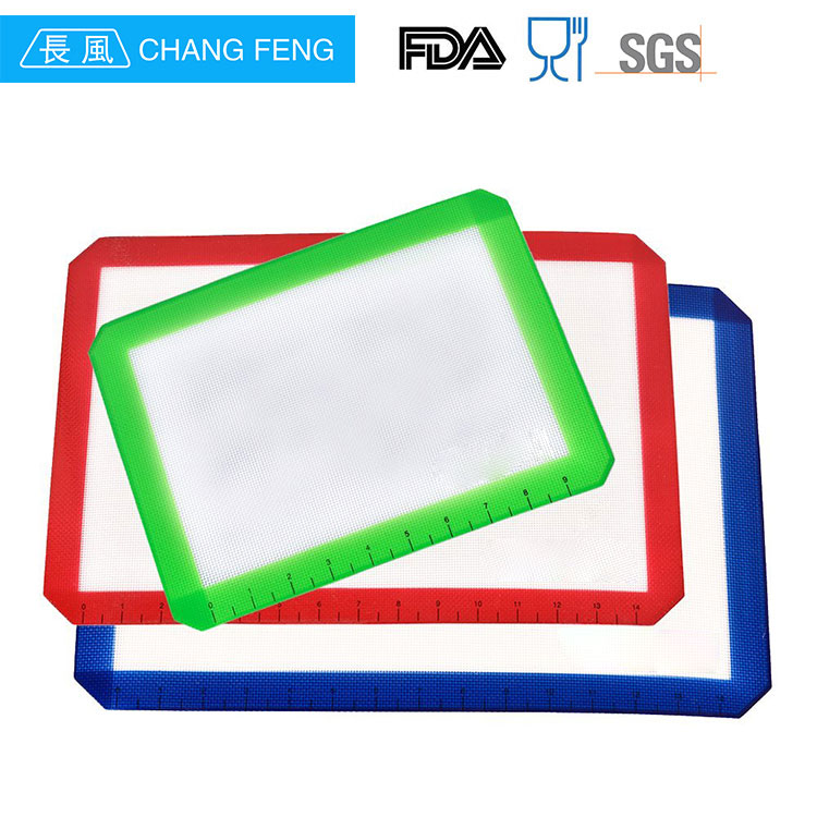 Extra Large Silicone Baking Mat for Pastry Rolling with Measurements Pastry Rolling Mat