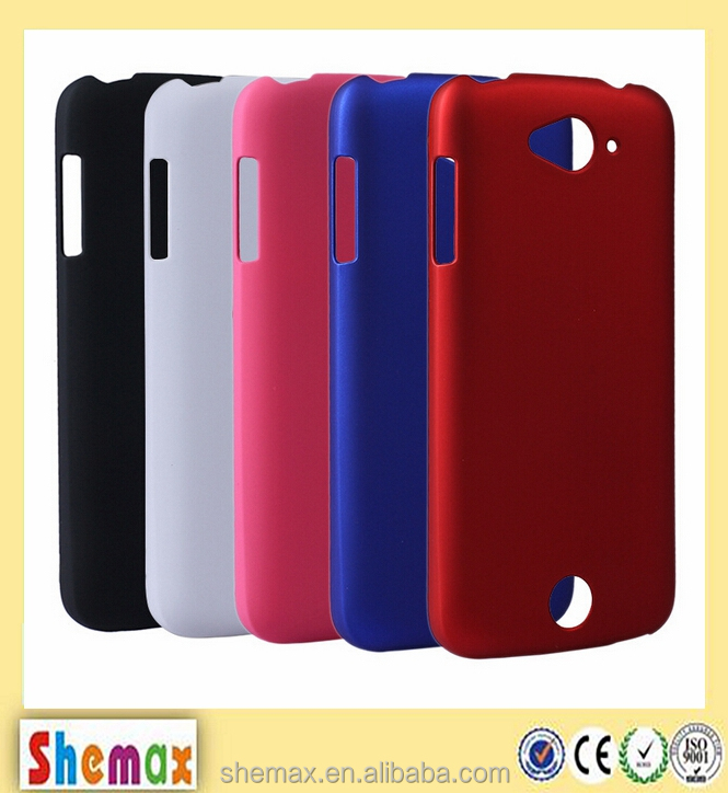 Phones from china directly rubberized matte pc case for acer liquid z530