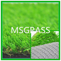 High quality evergreen outdoor synthetic grass turf tire