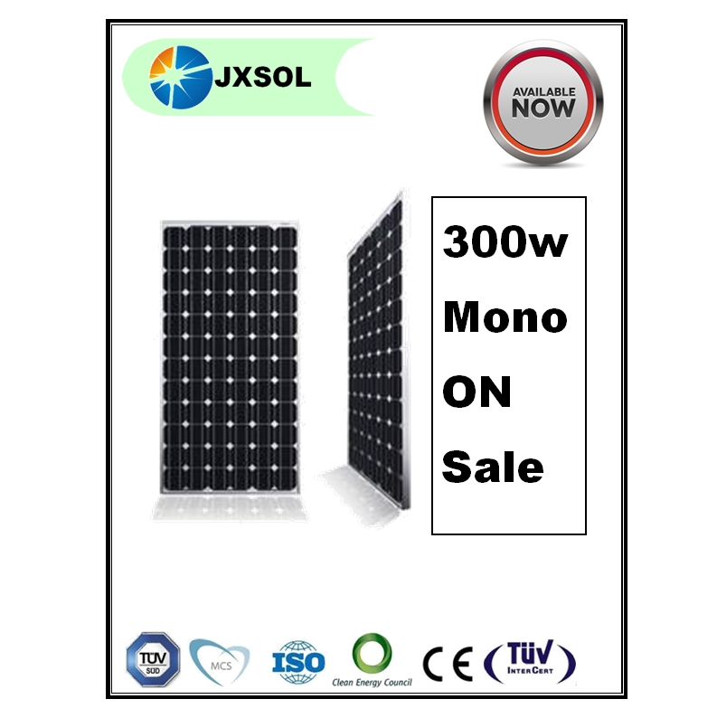 PV panel from china 300watt solar panel mono 36v solar module with best price