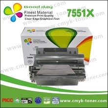 Compatible 7551X Toner Cartridge for HP Laser Printer 3005/3035