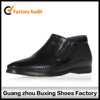 hot selling man boot soft natural leather oxford man boot