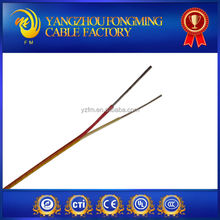 Polyimide tape insulated polyimide varnish finished copper wire