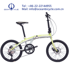 Folding bicycle Wholesale price latest bicycle model and prices 20 inch folding bike
