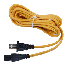 certified degree America power cord/US extension cord/2 prong America power cords
