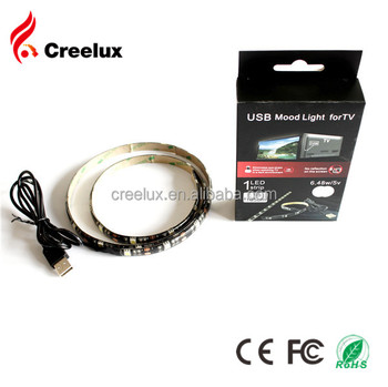 Best Price 2835 3528 flexible light portable waterproof usb led strip 5v