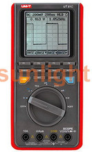 Digital Scope Multimeter, 16MHz Bandwidth, USB UT81C