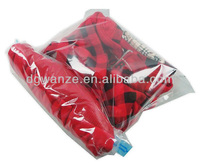 Portable and Foldable Vacuum Saver Bag for Travel