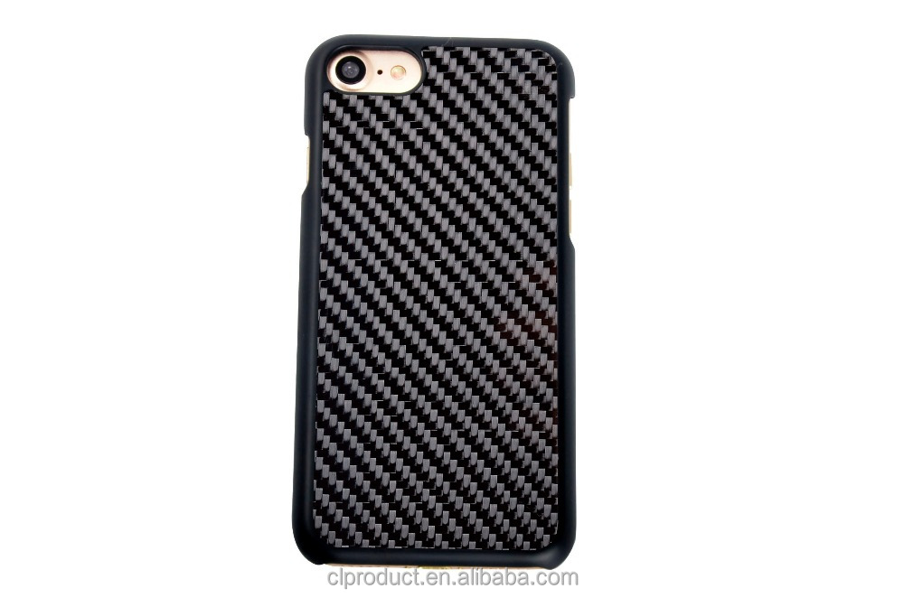 Newest Hot Sale Fashionable Carbon Fiber Cell Phone Case