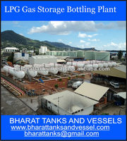 LPG Gas Storage Bottling Plant