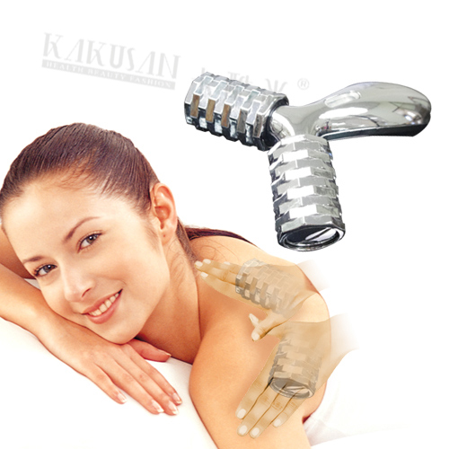 Multi function personal beauty face skin lifting massager roller