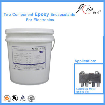 two component sealant for electronic