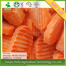 Grade A non-GMO organic sweet quick freeze carrot