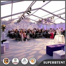 High quality Easy set 6 x 12 m PVC wedding party tents, event tents, carports with sidewalls