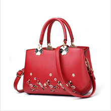 lx20154a wholesale china style hand embroidery women handbags ladies shoulder bags
