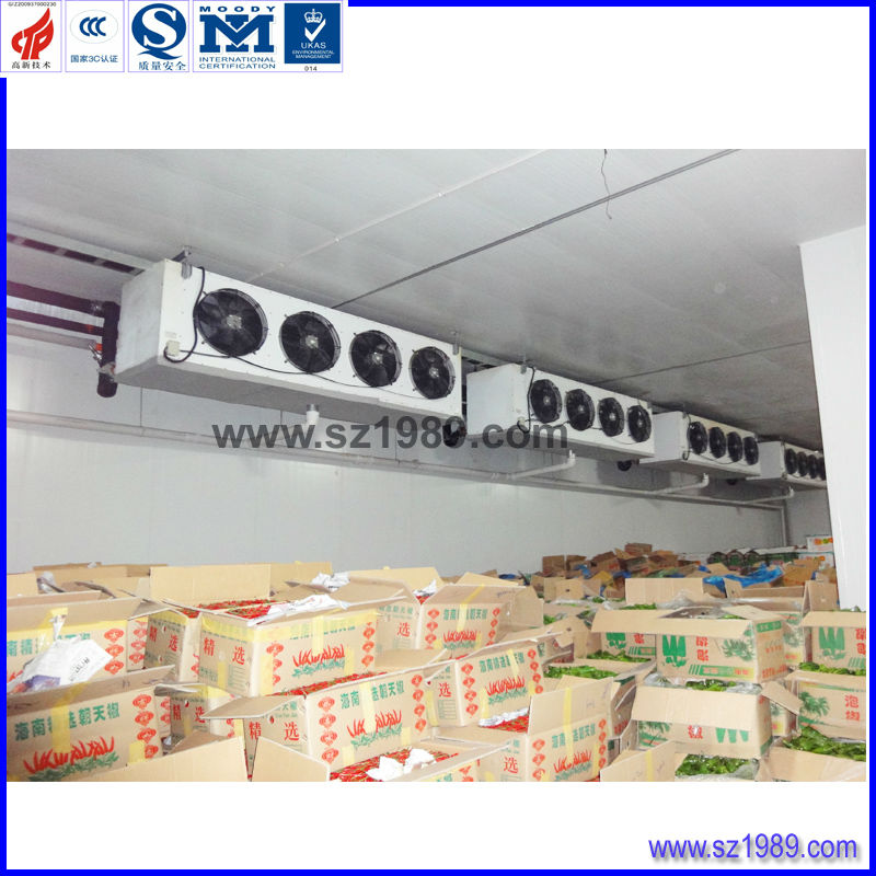 cold storage room roof mounted evaporator air cooler