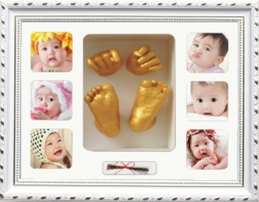 Hot Factory wholesale classic square frame clay impression kit