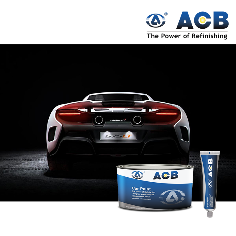 ACB car paint automotive coating body filler