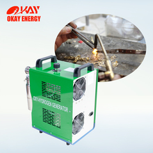 energy saver jewelry gold silver copper welding machine, HHO hydrogen gas flame welder