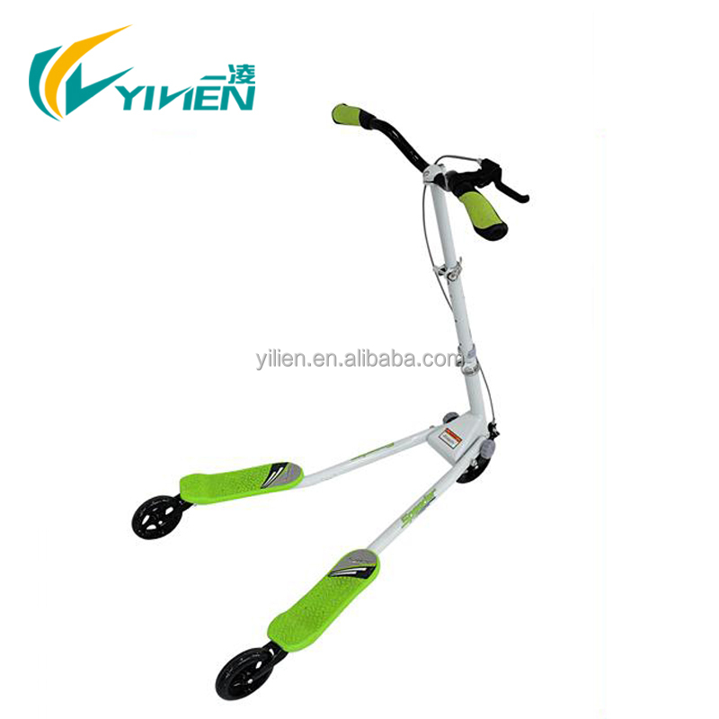 "YILIEN Brand "" Speeder "" Scooter adult 3 wheel swing scooter from original factory"