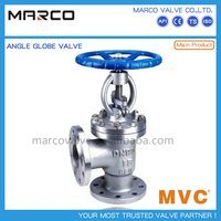 Professional supply asme b16.34 bs 1873 steel material Angle or T type Y type globe valves
