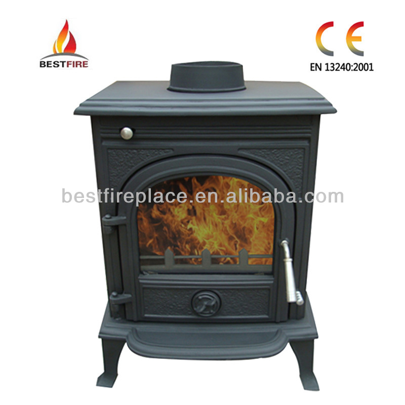 Cast Iron 7KW Solid-fuel Woodburning Stove