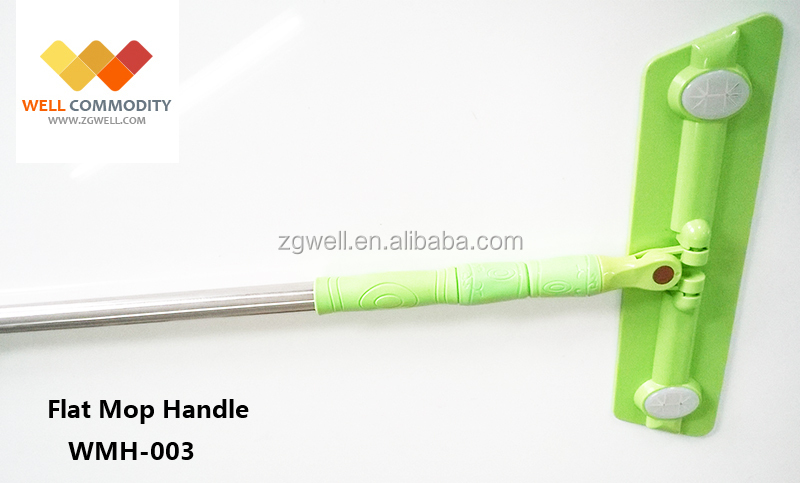 aluminum mop frame and telescoping handle