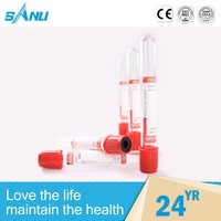 Design personalized vacuum blood collection tube gel&clot tube