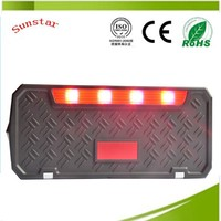 Hot sale 12v portable battery jumper starter emergency charger mobile phone and car DV and note 16800mAh