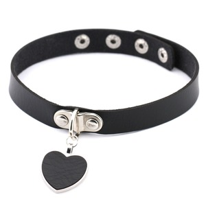 2017 New Arrival Heart Pattern Fashion Choker For Women