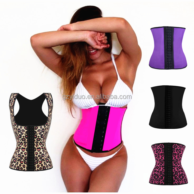 Good Quality Bodysuit Women Waist Trainer Slimming Shapewear Training Corsets Cincher Body Shaper Bustier
