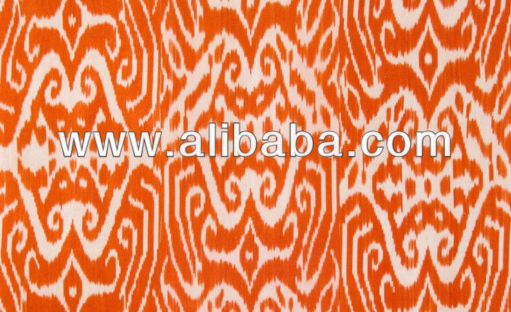 New Ikat Upholstery fabric tapestry drapery cloth Excellent designer made 009