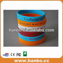 promotional fashionable usb bracelet female to male
