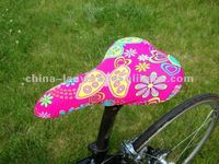 Saddle Cover For Bicycles