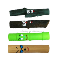 Wholesale Funny dog bamboo toy