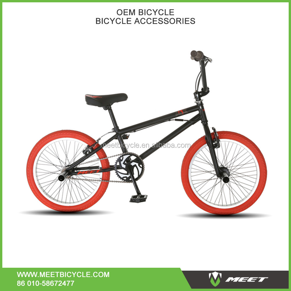 20 inch steel alloy BMX Genuine custom bike BMX