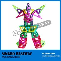 educational magnetic sticks and balls toys neoformers