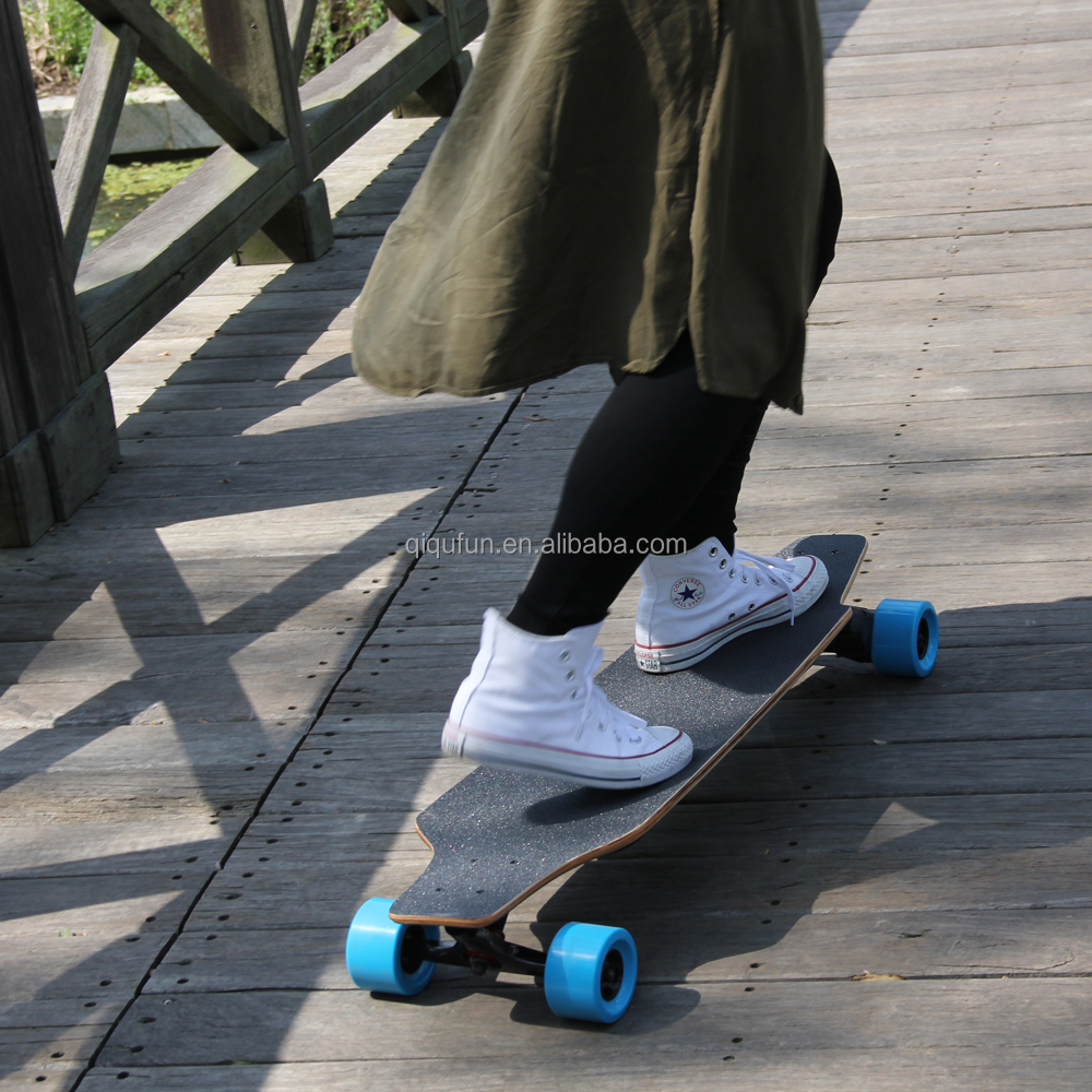 Newest arrival motorized 1200w electric skateboard, electric skateboard drive, 2000w electric skateboard for Christmas promotio