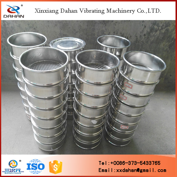 Xinxiang Dahan High Quality cement fineness sieve test
