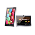 Allwinner A33 7 inch android 4.4 tablet pc quad core 512MB ram 8gb rom tablet pc wifi