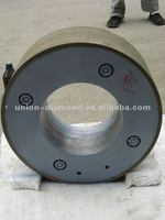 Diamond centerless grinding wheels for PCD, PCBN inserts