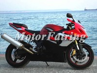 Hot Sale Fairings For Suzuki GSXR600/750 K4 04-05 Body Fairing GSX-R600 GSX R750 2004 2005 ABS Fairings