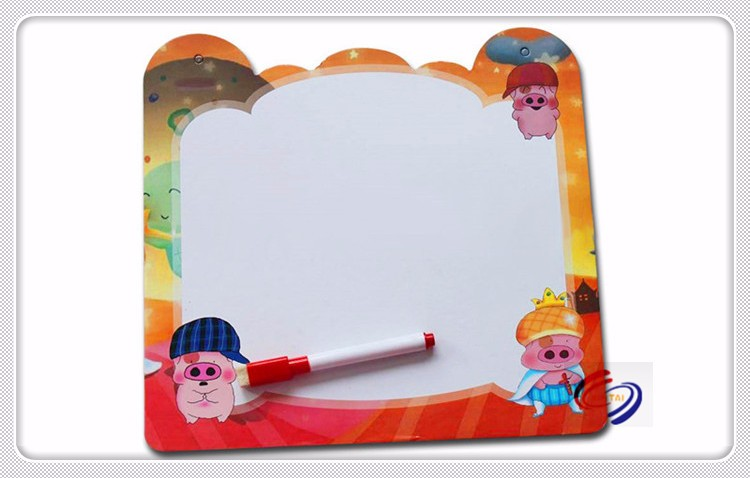 factory price colored polypropylene sheet uses for writing board whiteboard