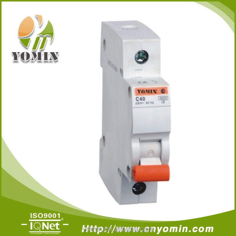 Manufacturer New Type MG NB Mini Micro MCB ,Miniature Circuit Breaker /