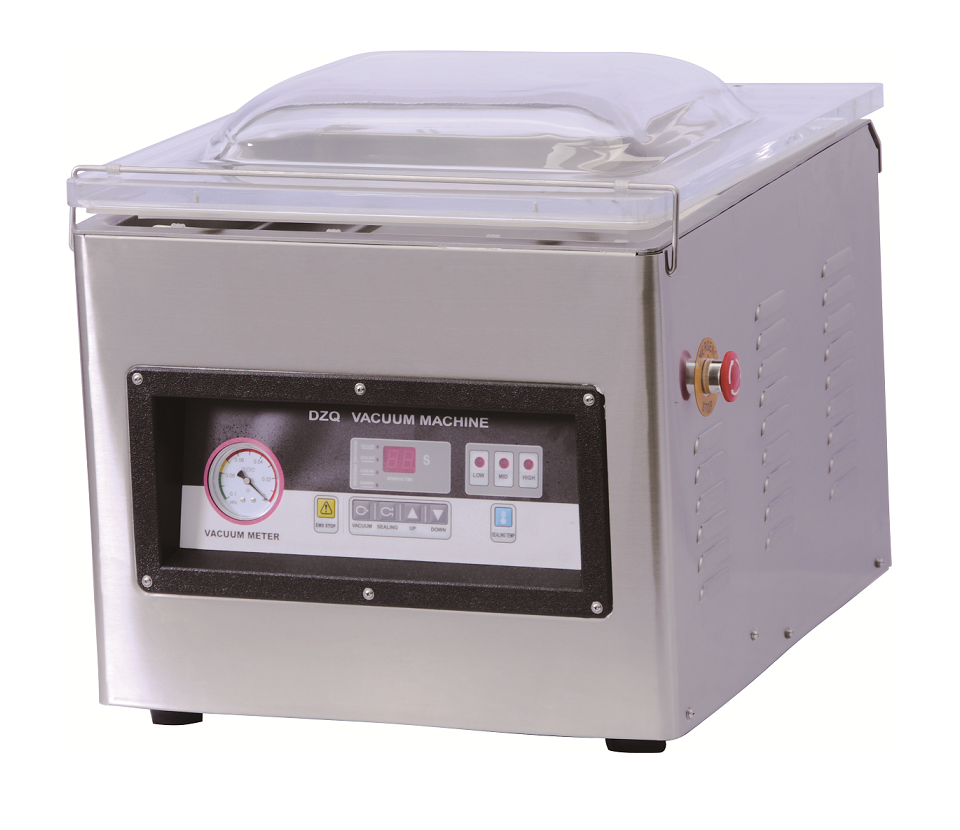 DZ400 with CE certificate 304 stainless steel, food vacuum packing machine,envasadora al vacio