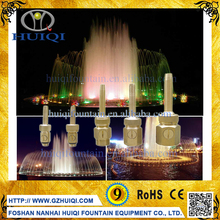 "Hot Sale 1"" Stainless Steel Music Dancing Fountain Nozzle Ornaments"