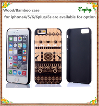 Personalised custom mobile phone cover, DIY covers wood cases print your own images for iphone 6