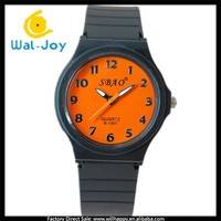 WJ-4467 Wholesale fancy brand SBAO watch factory china cheap silicon kids quartz wrist watches